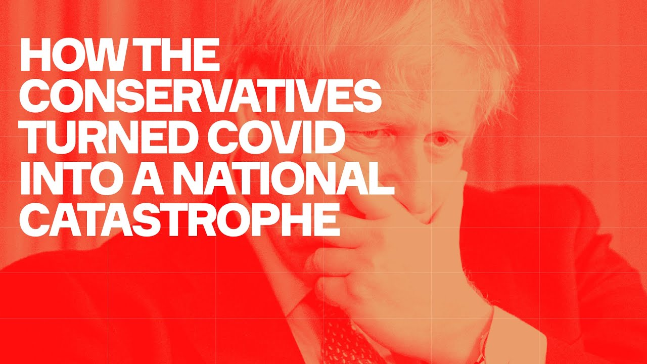 How the Conservatives turned COVID into a national catastrophe