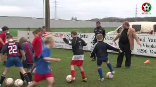 Johan Boskamp te gast op jeugdstage