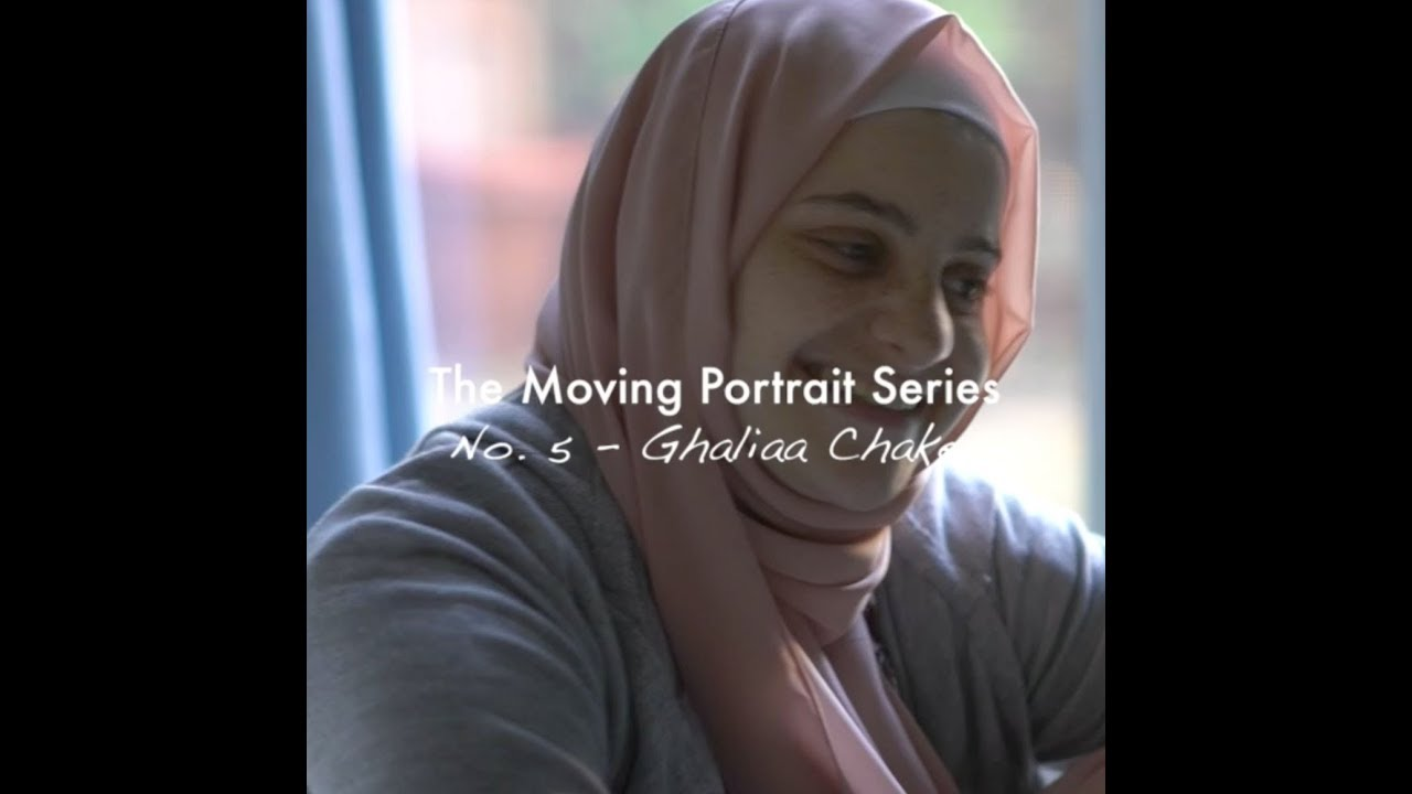 The Moving Portrait Series - Ep 5: Ghaliaa