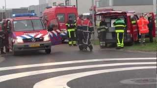 20130203 Zeer grote brand Duikerweg Waalwijk.