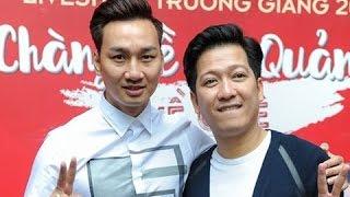 Tin Nhanh - Thành Trung phát ngôn gây tranh cãi trong show Trường Giang