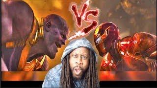 iron man vs thanos endgame green screen Mp4 HD Video WapWon