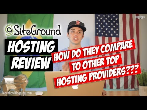 SiteGround Hosting Review – Is it the best hosting in 2019?
