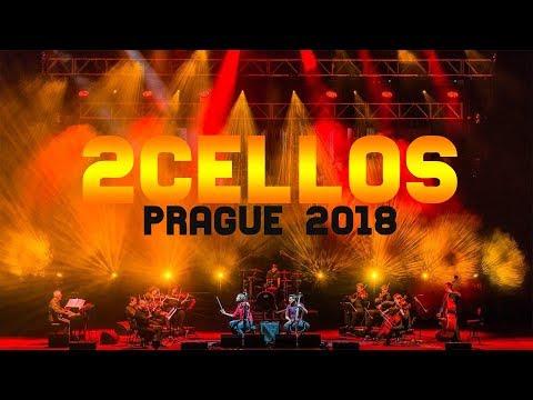 2CELLOS - Prague 2018 - Despacito