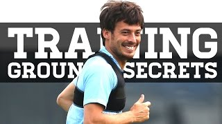 DAVID SILVA'S TRAINING GROUND SECRETS
