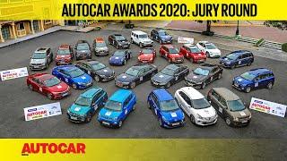 Car of the Year : Jury Round | Autocar Awards 2020 | Autocar India