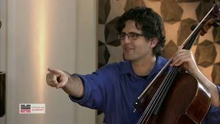 CELLO MASTERCLASS - Saint Saens The Swan with Master Teacher Amit Peled