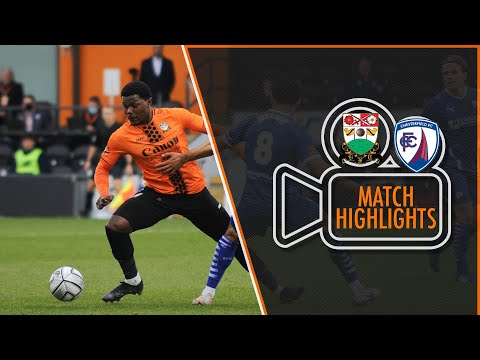 Barnet Chesterfield Goals And Highlights