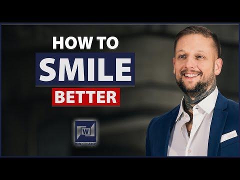 Comment mieux sourire et sourire plus souvent, car un sourire fait beaucoup de chemin