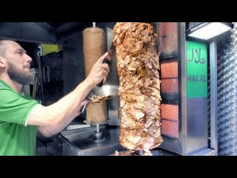 I watched the weirdest food that spread in the streets of Turkey q