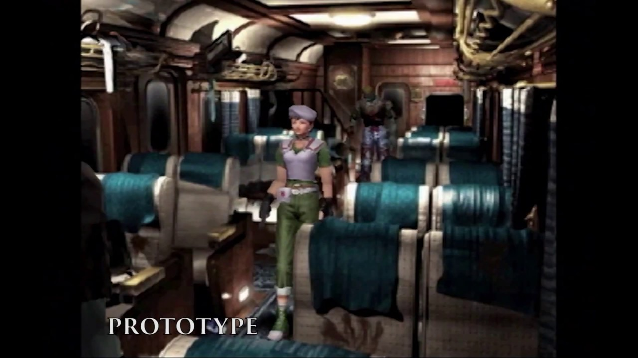 Resident Evil 0 Nintendo 64 Prototype to HD Remaster
