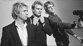 The Police - Invisible Sun demo version 1 (rare audio)
