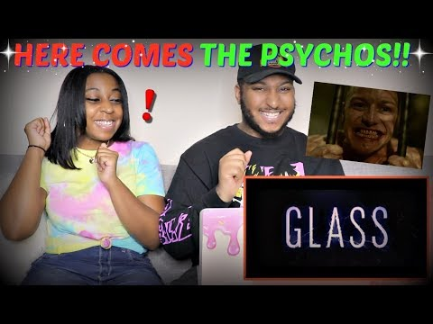 """Glass"" - Official Trailer REACTION!!!"
