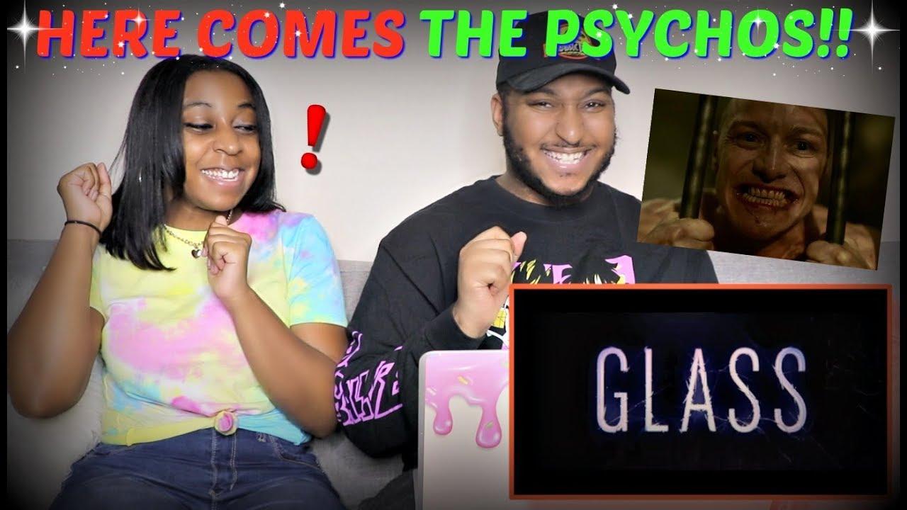 """Glass"" - Official Trailer REACTION!!!"
