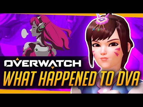 Overwatch | What Happened To DVa - From MONSTER to Meh...