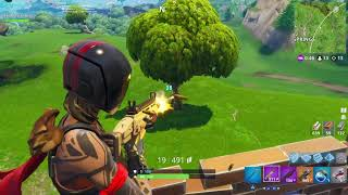 Fortnite 20 kill solo game play ps4