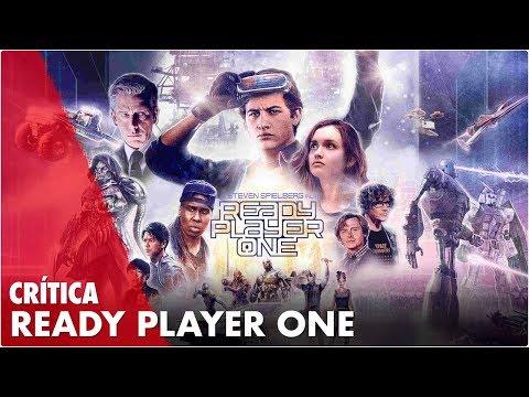 READY PLAYER ONE - Crítica / Review (Sin Spoilers) - Jota Delgado
