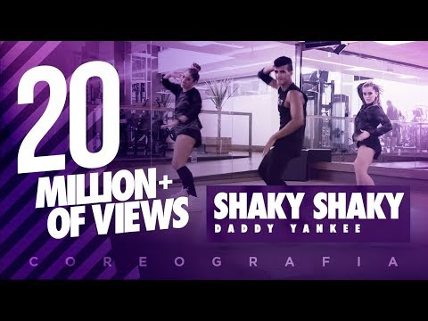 Shaky Shaky - Daddy Yankee - Coreografía - FitDance Life
