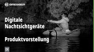 BRESSER Digitale Nachtsichtgeräte - Produktvorstellung