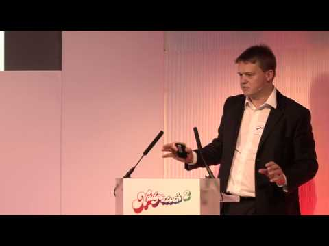 Nudgestock 2 - Dr. George Cooper: Captain Kirk and the 'Science' of Economics