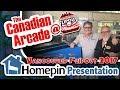 Homepin Thunderbirds Pinball - Mike Kalinowski Speaker Session at Vancouver FlipOut 2017