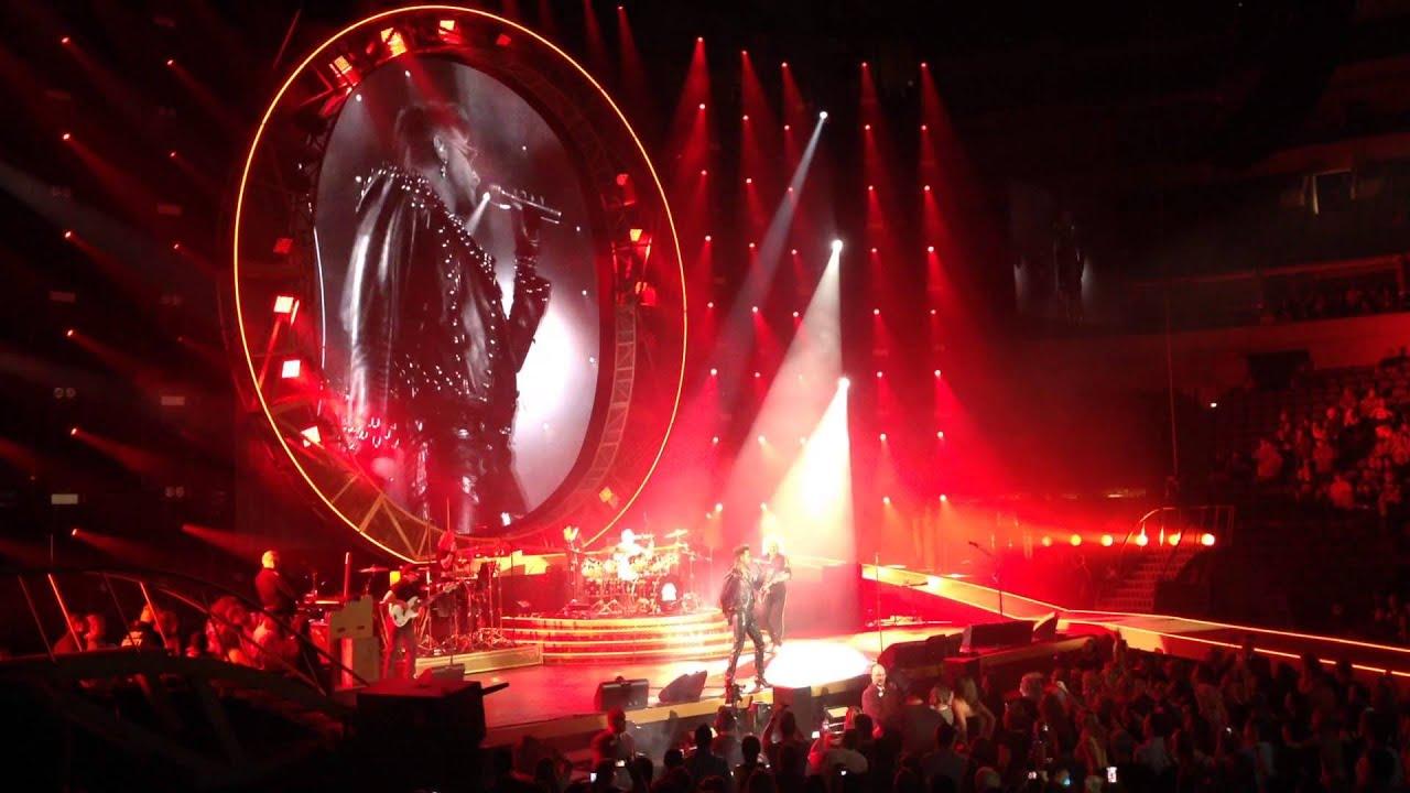 Queen concert...