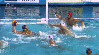 Hungary - Montenegro waterpolo final 2013 (HUNDUB)