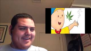 (Abraham Foulkes Reupload) Reaction #52 - Caillou is a crack whore