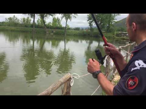Pesca Trotona lago mike