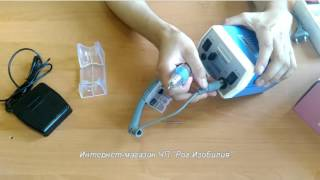 Обзор Фрезера для маникюра Electric drill JD 700
