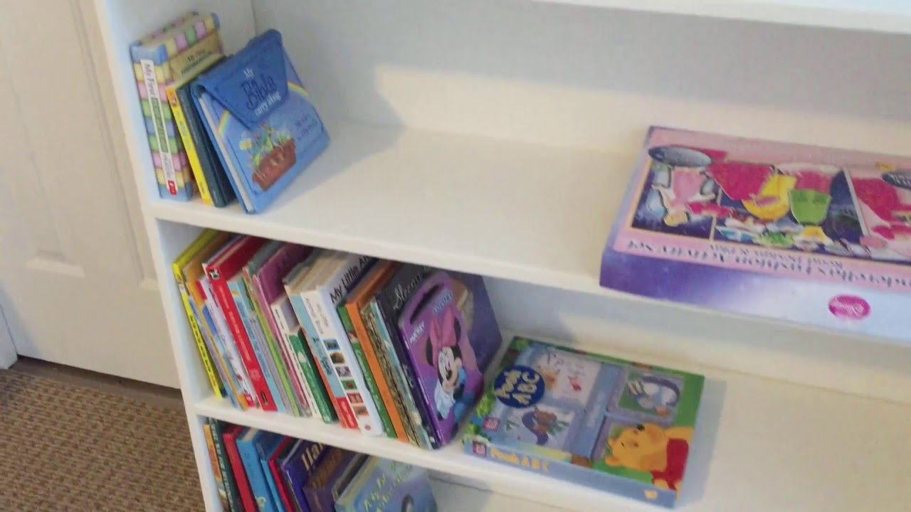 Easy DIY Bookshelf - YouTube