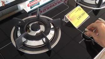Soc - (Review) Giới thiệu bếp gas âm Sunhouse SHB-5538