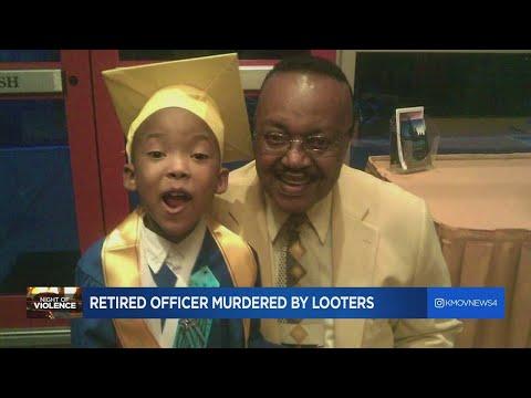 Former police captain,