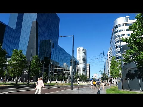 The Netherlands : Summer days in Rotterdam
