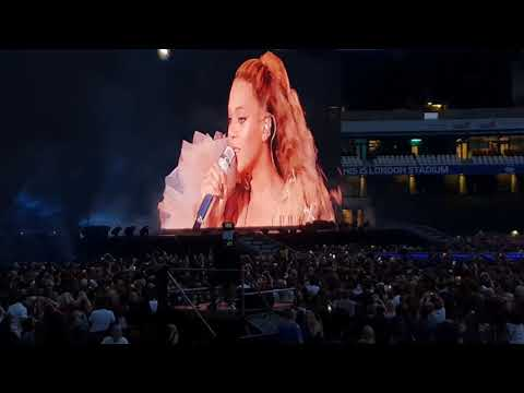 "Beyoncé - ""Resentment"" (live in London)"