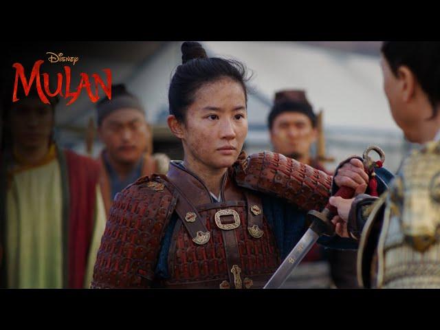 Disney's Mulan |