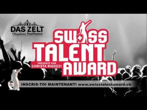 Swiss Talent Award - Trailer français