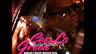 Cee-Lo Green - Bright Lights Bigger City (instrumental w hook & download link)