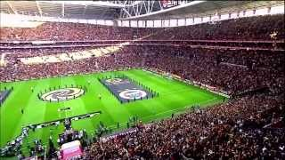 Galatasaray Şereftir Seni Sevmek HD 2016 Versiyon