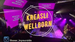 REUNI - Rocket Rockers | Kreasli Wellborn | rocket rockers