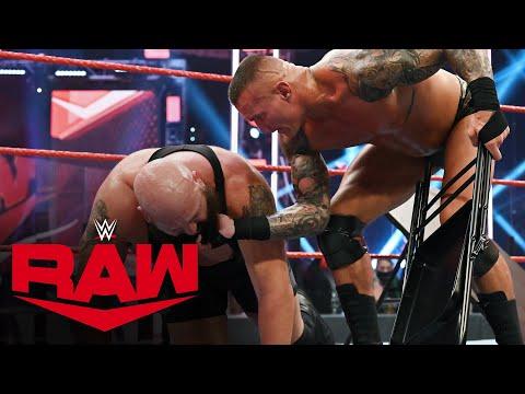 Big Show vs. Randy Orton – Unsanctioned Match: Raw, July 20, 2020