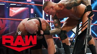 Big Show vs. Randy Orton – Unsanctioned Match: Raw, July 20, 2020