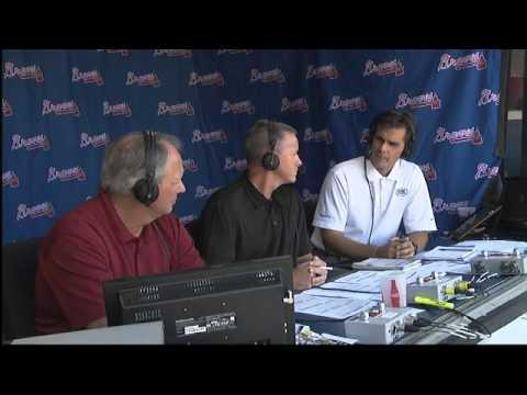 2011/08/14 Braves remember Ernie Johnson Sr