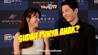 ARTIS KOREA SONG HYE KYO HAMIL? #YukepoHoaxbuster