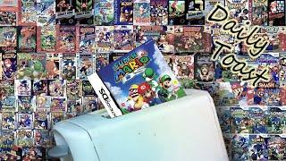 Super Mario 64 DS - Daily Toast (Dec 1st)