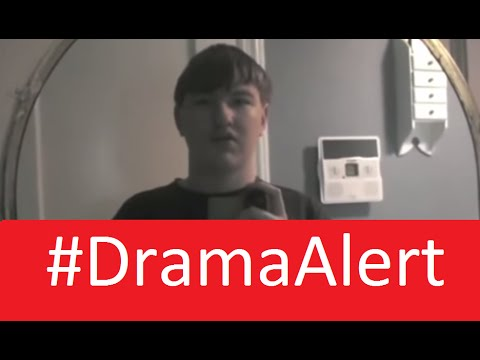 KEEMSTAR vs RED Scarce #DramaAlert KSI & GudjonDaniel