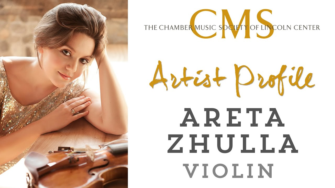 Areta Zhulla Artist Profile - October 2013