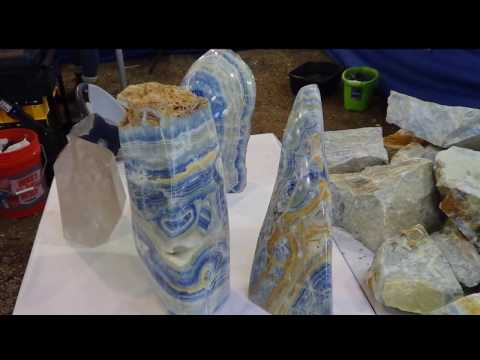 Featured Vendor @ Kino Mineral and Gem Show  Silica Gem Co  Ltd