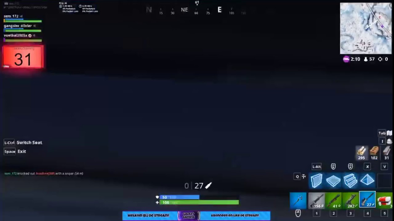 Best Air Plane Snipe Double Kill With Ar Youtube