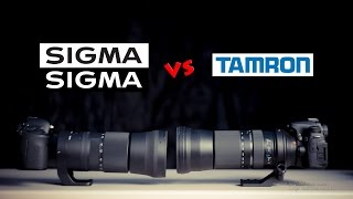 Sigma 150-600 C vs. Tamron 150-600 VC:  Build Quality and Features